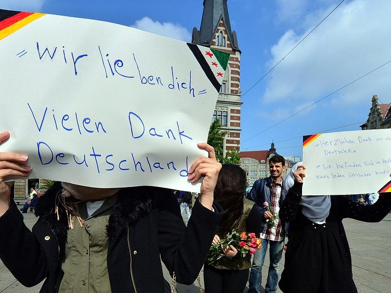 Plakátkampányt indít Németország