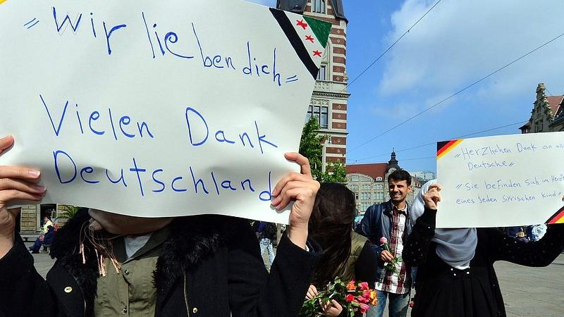 Csökkent a menedékkérők száma Németországban