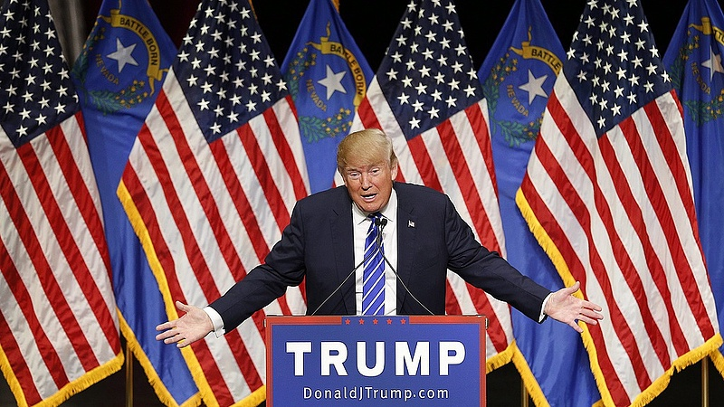 Trump felforralná a világot