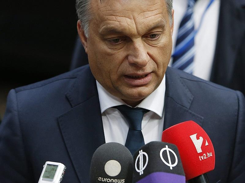 Orbán: mi meg akarjuk védeni Európát