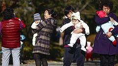 Újra sok gyerek született Kínában