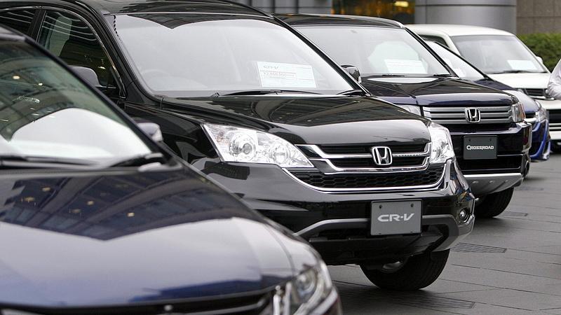 Javultak a Honda eredményei