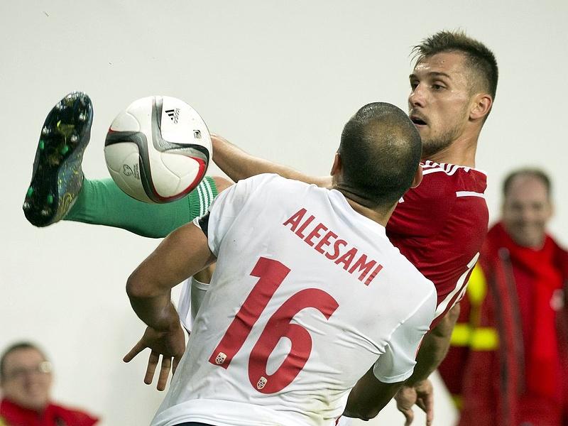 A magyar válogatott 44 év után kijutott a foci Eb-re
