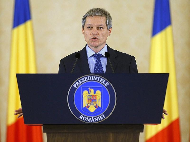 Új pártot alapított Ciolos volt román kormányfő