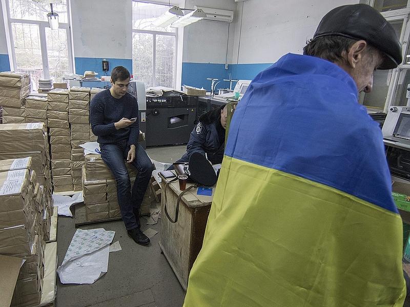 Exit poll: egy független jelölt nyerte meg Mariupol polgármesteri tisztét
