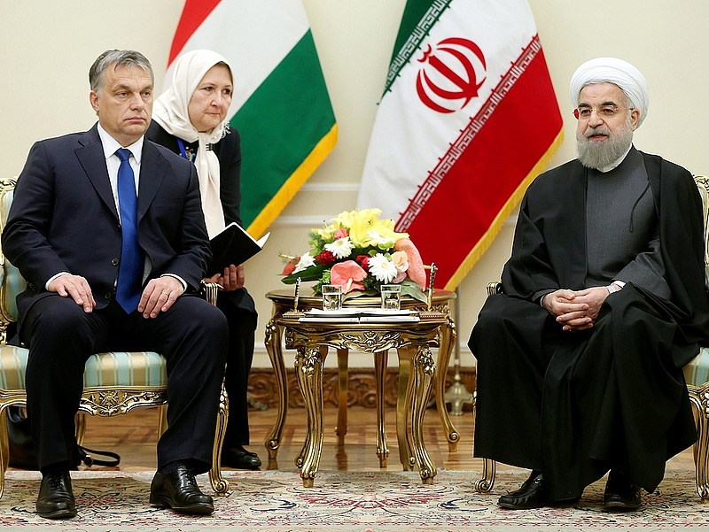 Róháni: minden lehetőséget meg kell ragadni a magyar-iráni kapcsolatok erősítéséhez