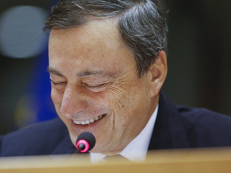 Ez áll az ECB-meglepetés mögött - megkapta a pofont a forint