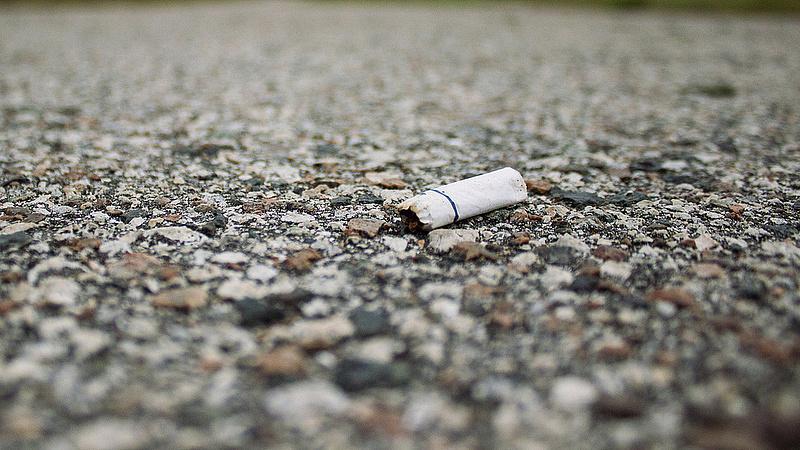 Meghökkentő adat érkezett a dohánypiacról