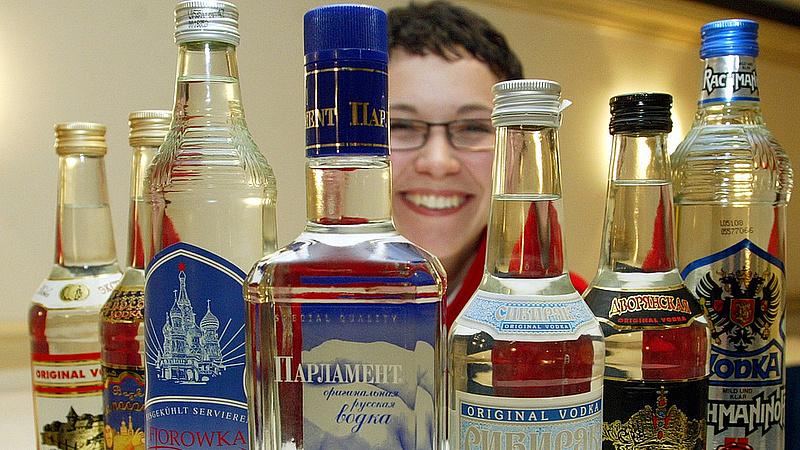 A csapból is alkohol(reklám) folyik hamarosan