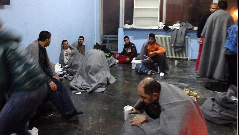 Óriási problémák a görög határőrségnél - elkészült a jelentés