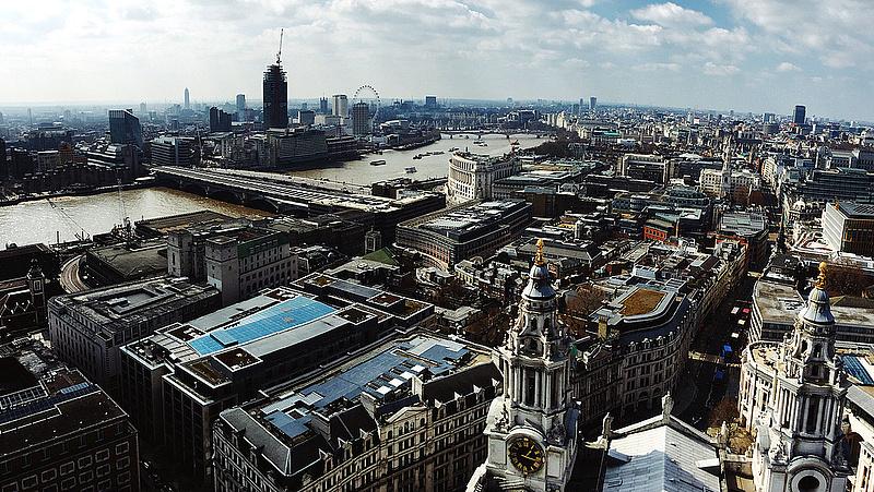 Pénzügyi központok: London fölénye már csak kicsiny