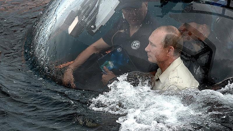 Putyin igazán nagy bajba került