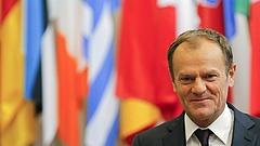 Donald Tuskot választották az Európai Néppárt elnökének