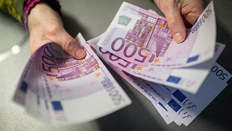 Viszlát, 500 eurós!