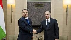 Orbán köszönetet mondott a barátságért
