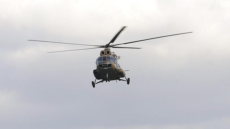 Helikoptereket javíttat a honvédség