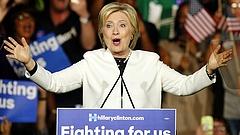 Hillary Clinton készen áll az elnökjelölti vitákra Donald Trumppal