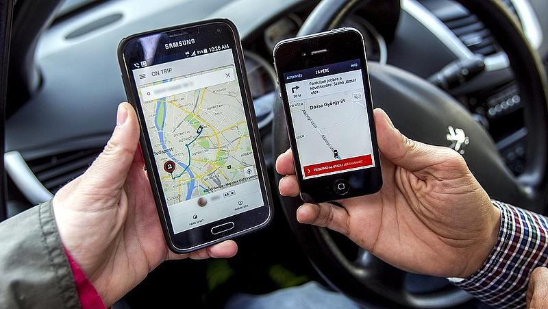 Uber: viszlát Magyarország!