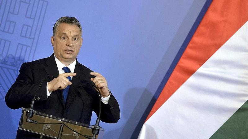 Orbán: példátlan összefogás van Magyarországon a futballért