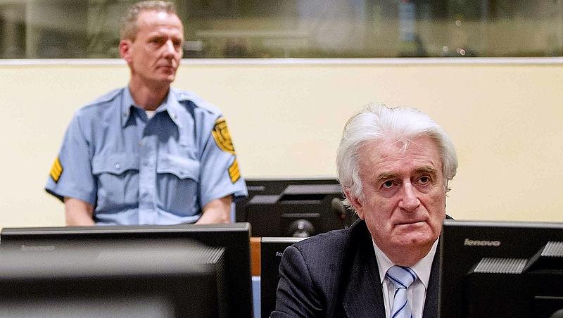 Karadzic fellebbezett a hágai ítélet ellen