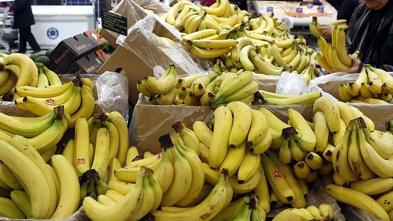 18 kiló kokain volt egy horvát Lidl banános standjában