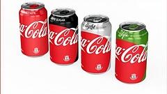 Teljesen megújulnak a Coca-Colák