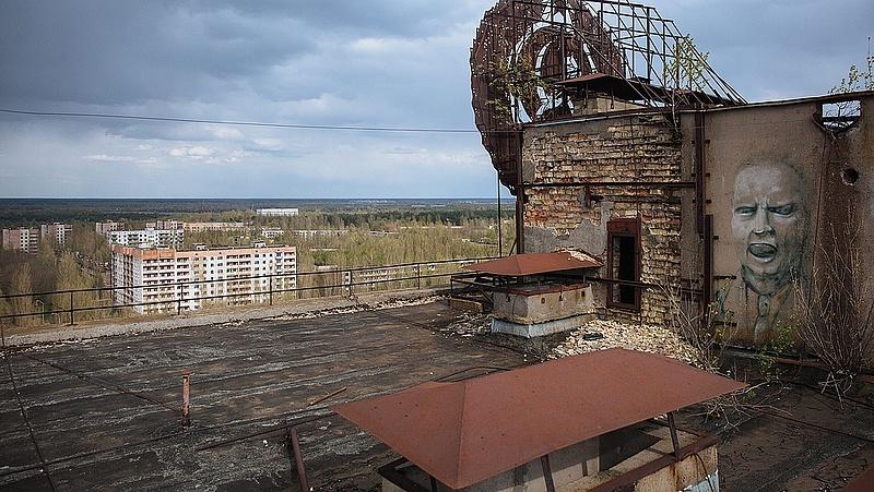 Özönlenek a turisták Csernobilba