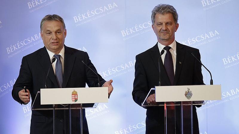 Orbán Matolcsyról: ehhez földindulás kéne