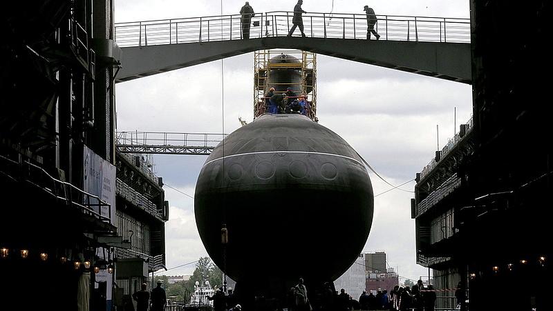 Összeütközött két tengeralattjáró - mindenki hallgat