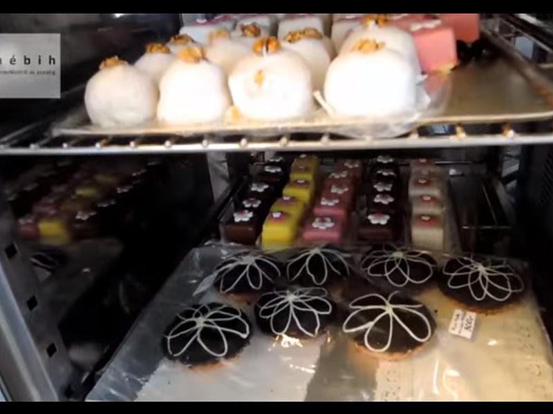 Szutykos cukrászüzemet büntetett a hatóság