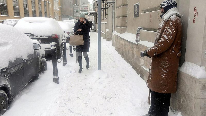Fekete hétfő volt Moszkvában