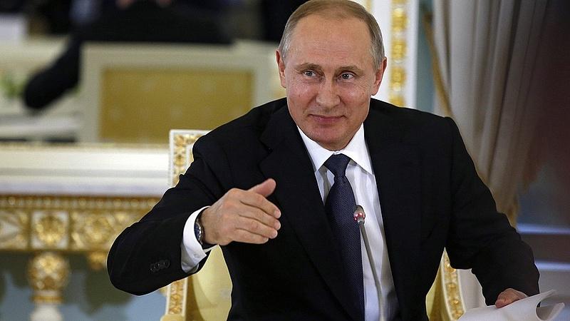 Orosz választások - Putyin már szavazott