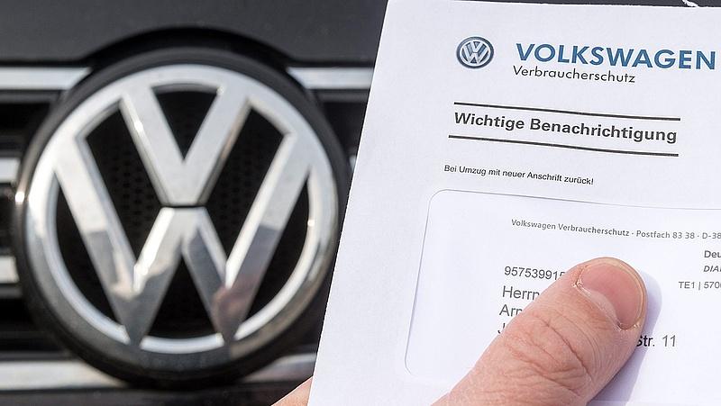 Újabb nagy pofont kaphat a Volkswagen