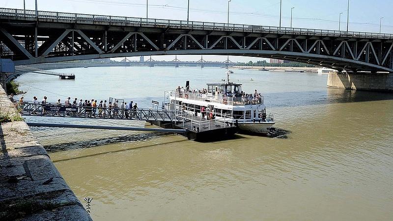 Ekkor tetőzik a Duna Budapesten