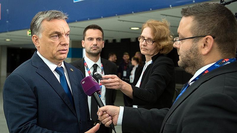 Orbán: a magunk oldalára állítottuk a NATO-t