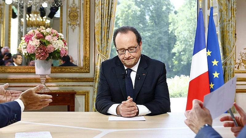 Hollande: Európának határozott választ kell adnia Trump kijelentéseire