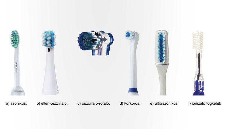 Tudta ezt a fogkefékről?