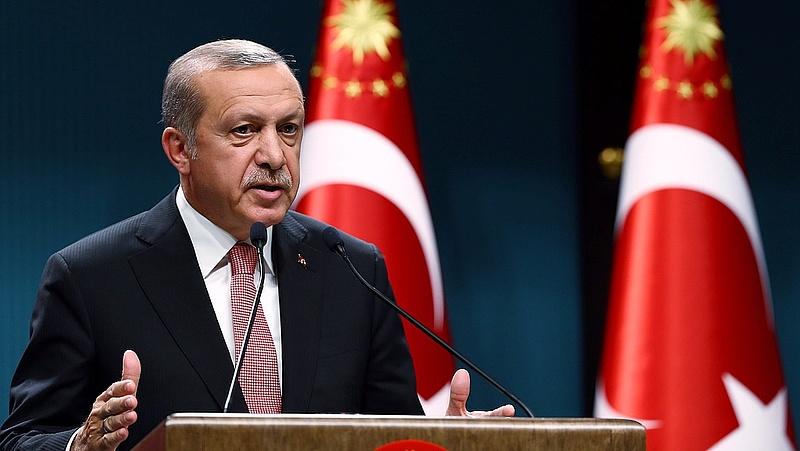 Erdogan lemondta a magyar meghívást