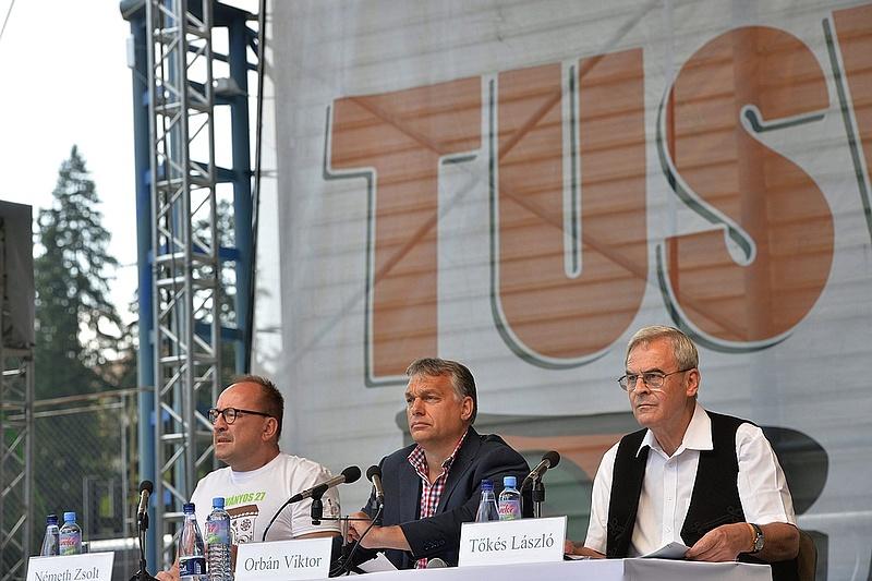 Orbán Tusványoson: ha fél az ember, akkor védekezik