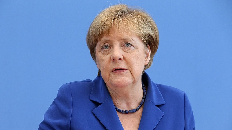 Merkel odaszúrt egyet Magyarországnak