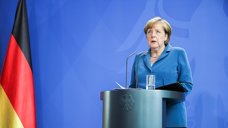 Elismerte Németország hibáit Angela Merkel