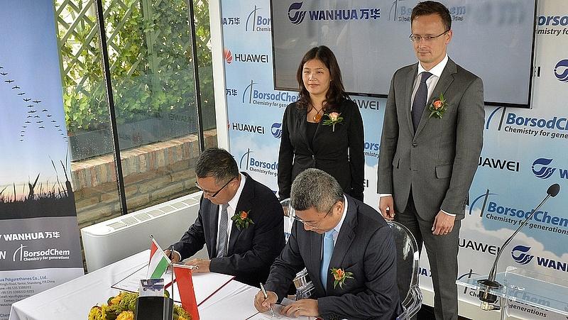 Elhozzák a kínaiak Magyarországra a negyedik ipari forradalmat