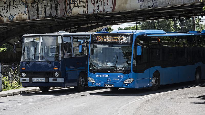 Nyár végére szállíthatják a Volán buszait - frissítve