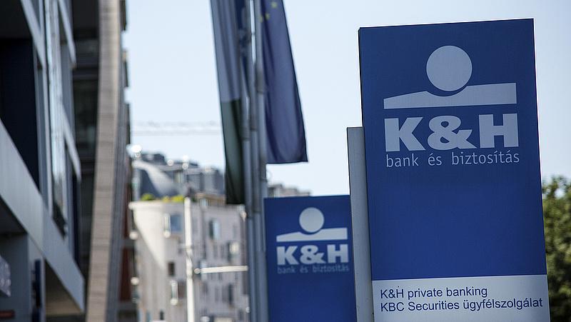 Jól áll a K&H, akár magyar bankot is venne