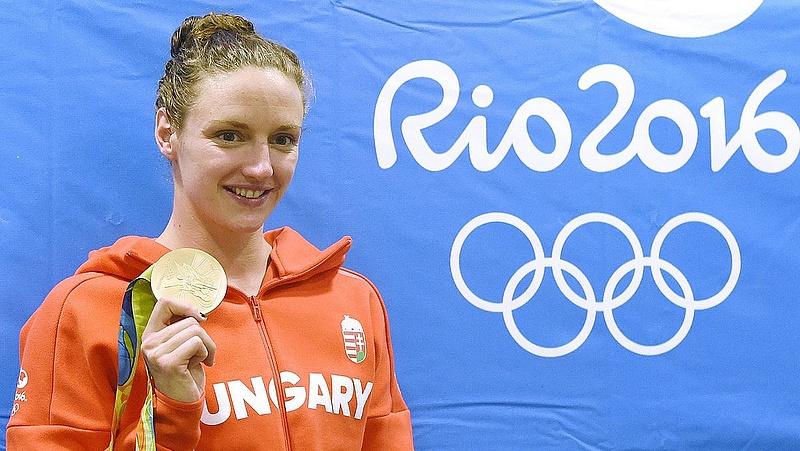 Rio: csak Katinka volt legény a gáton