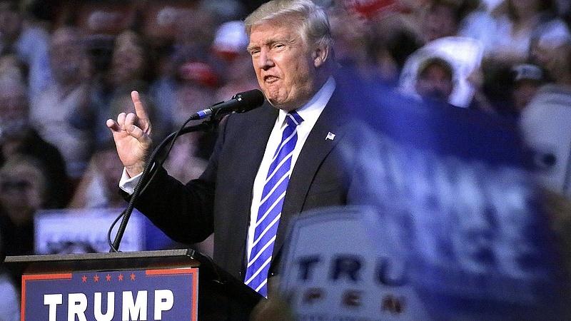 Újabb trumpizmus - ez már őrült vád
