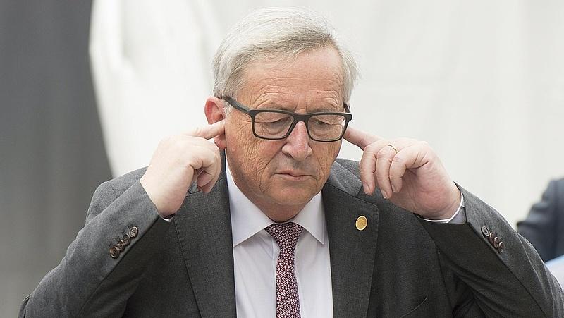 Juncker visszaszólt Orbánnak - ezt nem teszi zsebre
