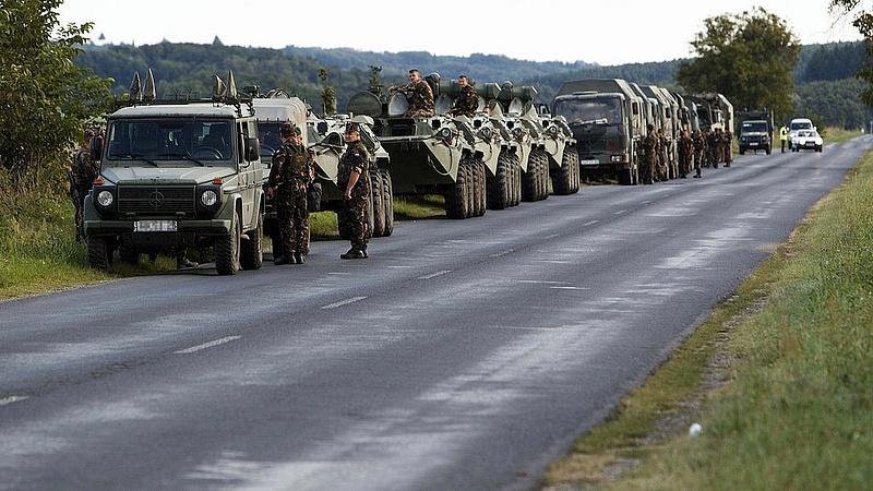 Magyar hadsereg: fontos döntést hozott a kormány