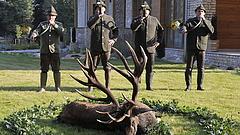 Nagy ajándékot kaptak a vadászok a kormánytól