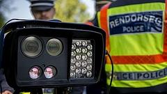 Megtévesztő traffipaxok állnak a magyar autópályák mellett - reagált a rendőrség